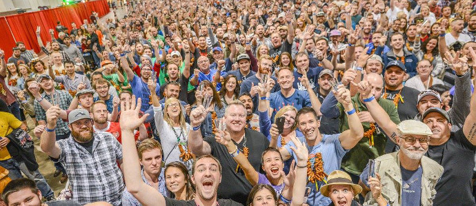 Beer and Fun Surrounds the Great American Beer Festival