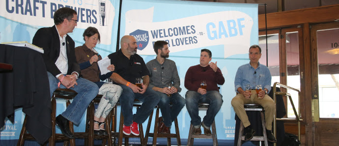 Brewers Association Holds Craft Beer Panel at GABF 2017
