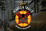 Join the Hearts & Trails Spirits Festival in Denver
