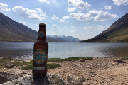 A Scottish Brewery has Made Beer from Clouds