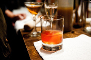 Try A Holiday Mixology Class at The Palm