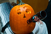 Wine Bar | Where to Celebrate Halloween 2016 in Denver