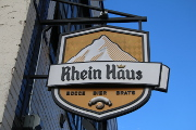 Find Your Inner German at Rhein Haus