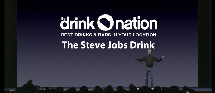Farewell to Jobs: The Steve Jobs Drink