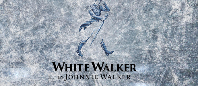 Game of Thrones & Johnnie Walker are Releasing a White Walker Scotch