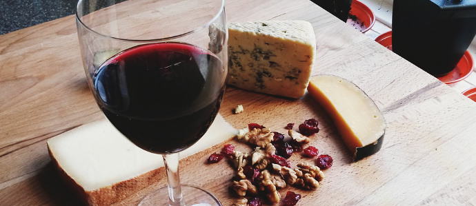Enjoy Summer Wines and Cheese from Cheese+Provisions