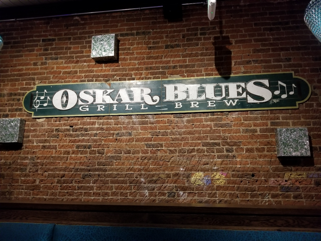Oskar Blues Grill & Brew