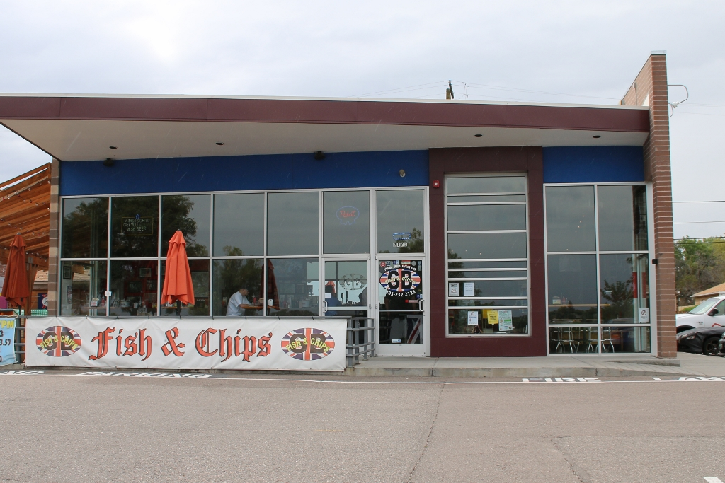 GB Fish & Chips - Sloan's Lake