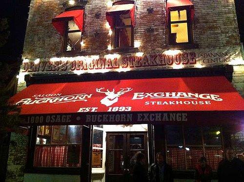 Buckhorn Exchange - Drink Denver - The Best Happy Hours ...