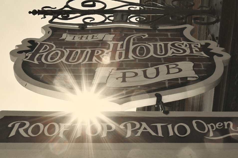 Pour House Pub, The