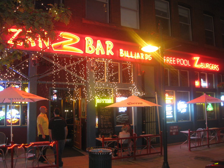 Zanzibar Billiards Bar and Grill
