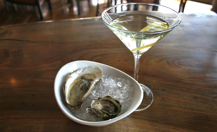 Oysters and cocktails come together at humboldt drink for Humboldt farm fish wine