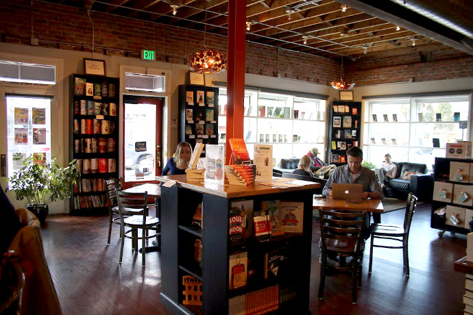 Book Club Meets Wine Club At Bookbar Drink Denver The