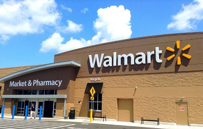 Super Walmart Staten Island